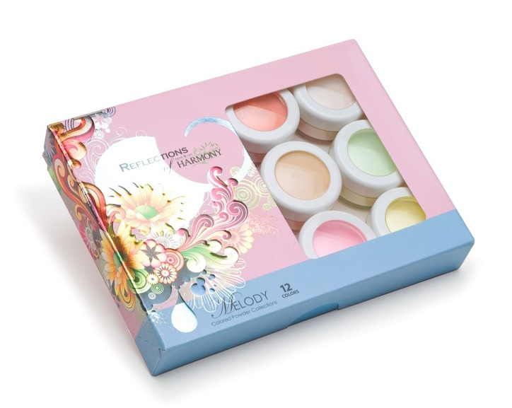 Melody Collection Pastels