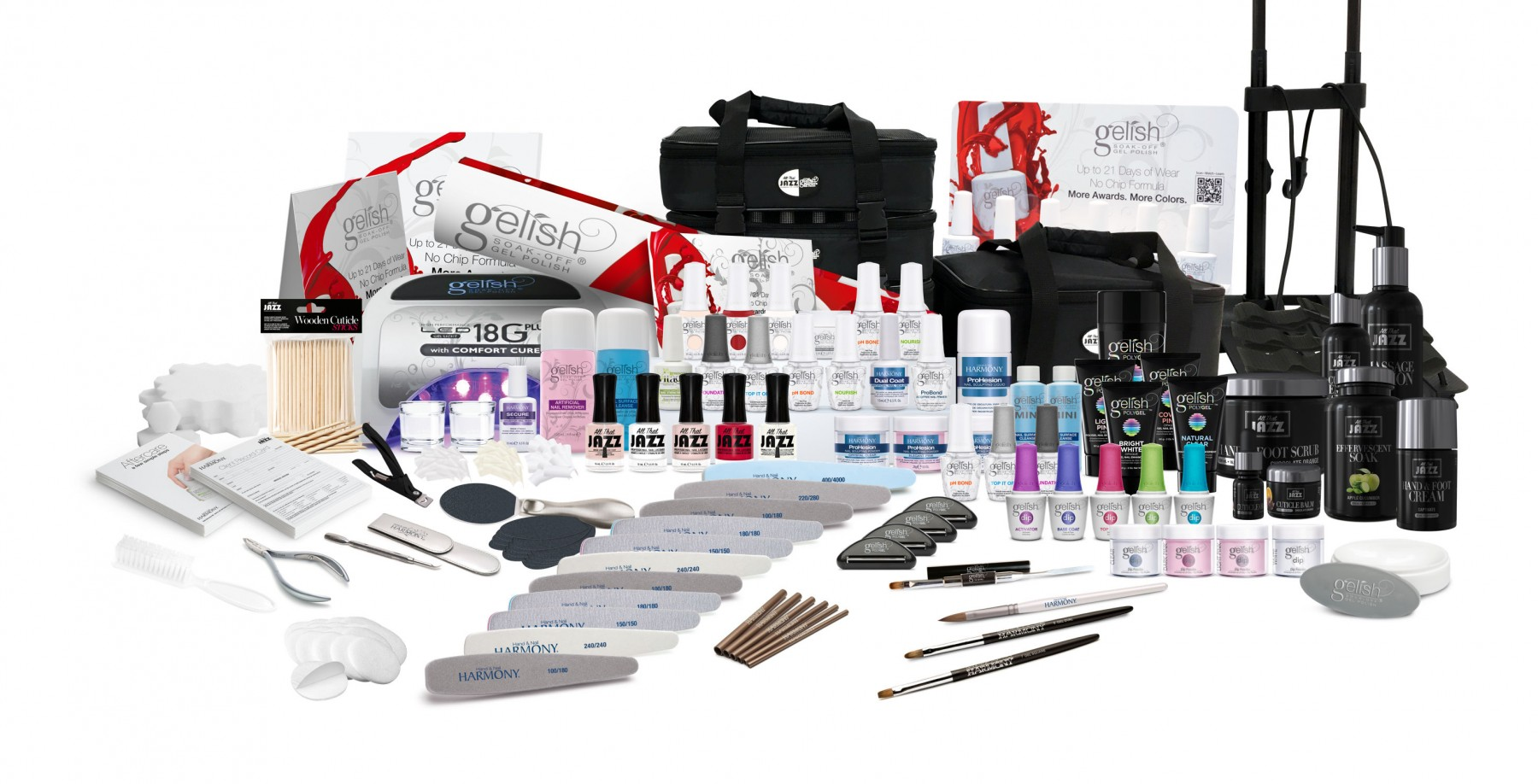 Universal Kit Captivate Mani Scent CONTAINS EVERYTHING REQUIRED FOR UNIVERSAL COURSE