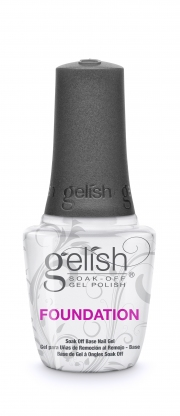 Gelish Foundation Gel - Soak Off Base Gel