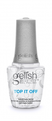 Gelish Top It Off - Soak Off Gel Sealer
