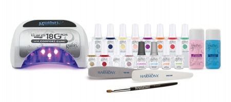 NEW Gelish Deluxe All Inclusive Package