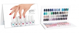 Gelish Unpainted Colour Book