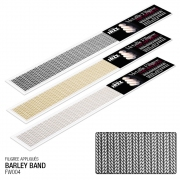 All That Jazz Filigree Stickers - Barley Band