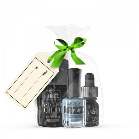 All That Jazz Apple & Cucumber Gift Set