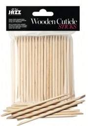 All That Jazz Wooden Cuticle Sticks (100 pack)
