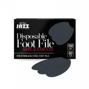 All That Jazz Disposable Foot File Refil (Available in 2 Grit size options)