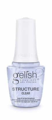 Gelish Structure Gel - Brush On Formula - Clear