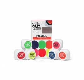 Gelish Neon Art Form Gel Kit