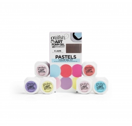 Gelish Pastels Art Form Gel Kit