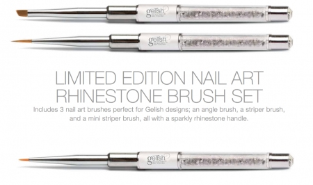 Rhinestone nail art brush set limited edition other brushes rhinestone nail art brush set limited edition prinsesfo Images